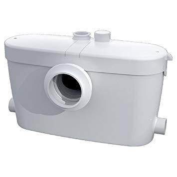 WC cu pompa si macerator