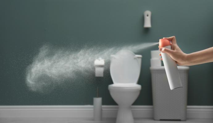 Cum sa eliminam mirosul din baie